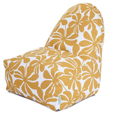 Yellow Plantation Kick-It Chair Bean Bag
