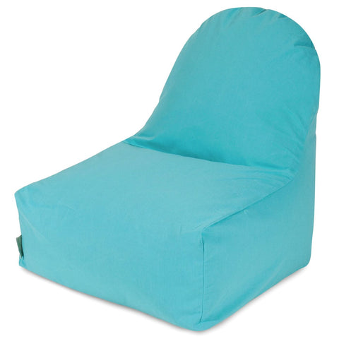 amazing deal on majestic home 85907251035 teal kick it chair at contemporary furniture warehouse. Black Bedroom Furniture Sets. Home Design Ideas