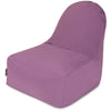 Lilac Kick-It Chair Bean Bag