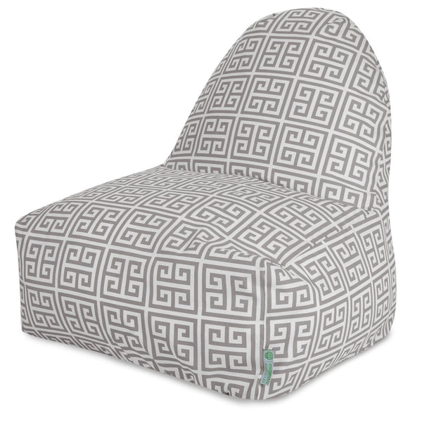Gray Towers Kick-It Chair Bean Bag