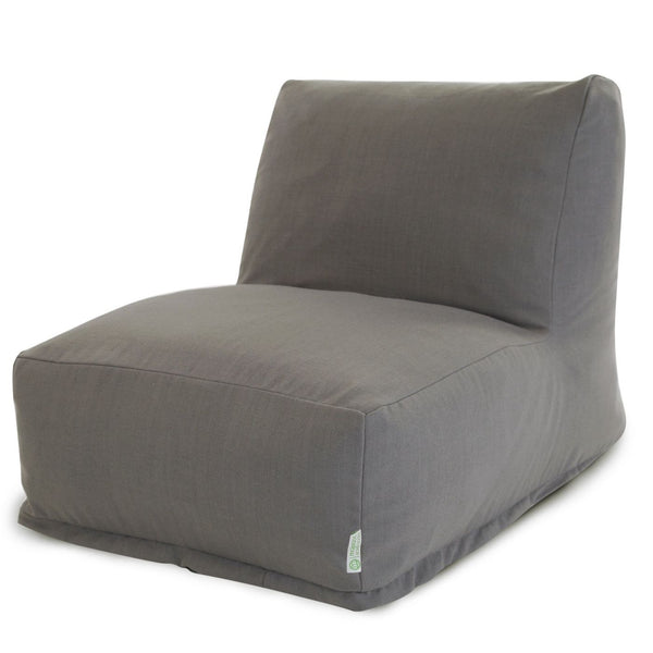 Buy Majestic Home 85907260302 Gray Wales Bean Bag Chair