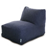 Navy Wales Bean Bag Chair Lounger