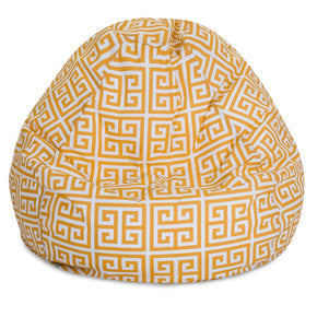 Citrus Towers Small Classic Bean Bag