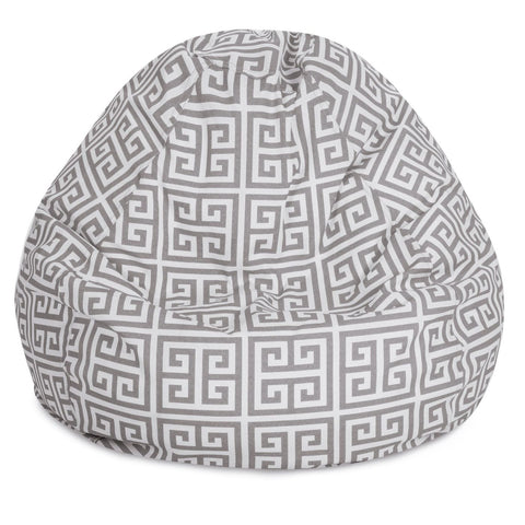 Gray Towers Small Classic Bean Bag