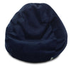 Villa Navy Small Classic Bean Bag