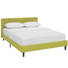 Anya Queen Bed Wheatgrass