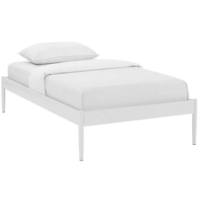 Elsie Twin Bed Frame White
