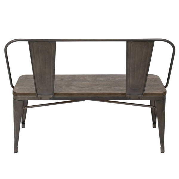 Buy Lumisource Dc Tw Or Bench Oregon Industrial Dining