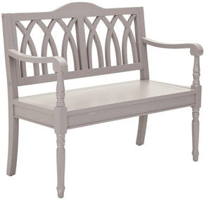Benjamin Bench Quartz Grey