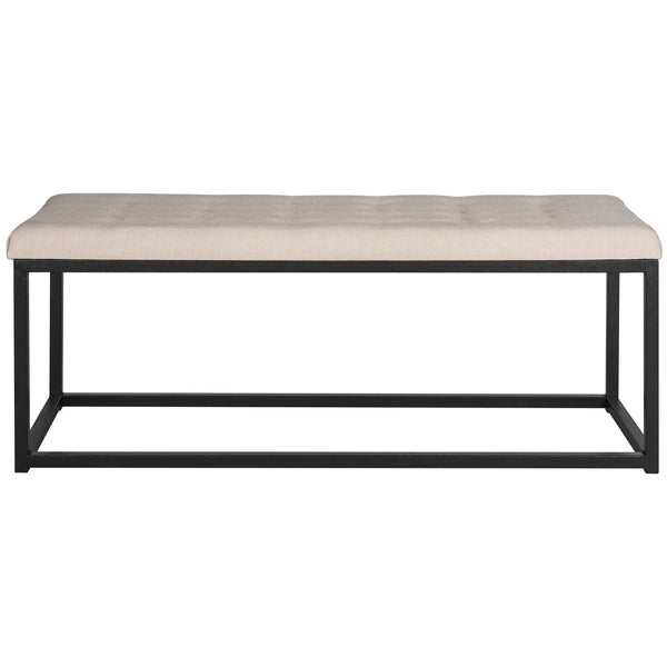 Reynlds Bench Beige / Black