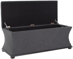 Aroura Storage Bench Grey