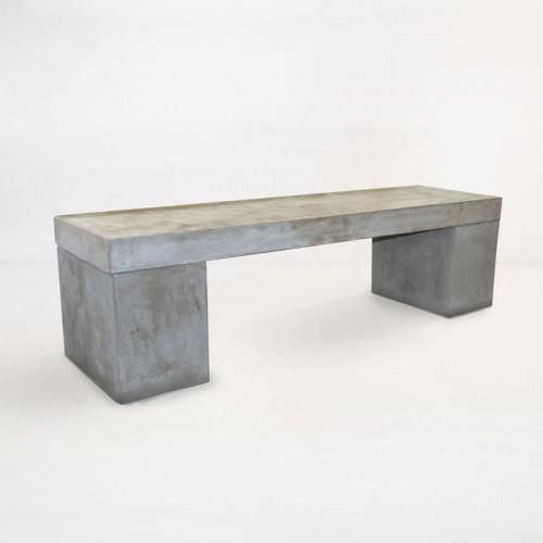 Vig Furniture Vggr643070 Modrest Monopoly Modern Concrete Bench Sale At Contemporary Furniture Warehouse Today Only