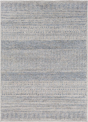 Fowler Area Rug Gray Blue