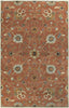 Black & Greys, Blues, Oranges, Rugs, Tan & Neutrals, Traditional - Surya CAE1119-1014 Caesar Classic Area Rug Orange | 764262935707 | Only $89.40. Buy today at http://www.contemporaryfurniturewarehouse.com