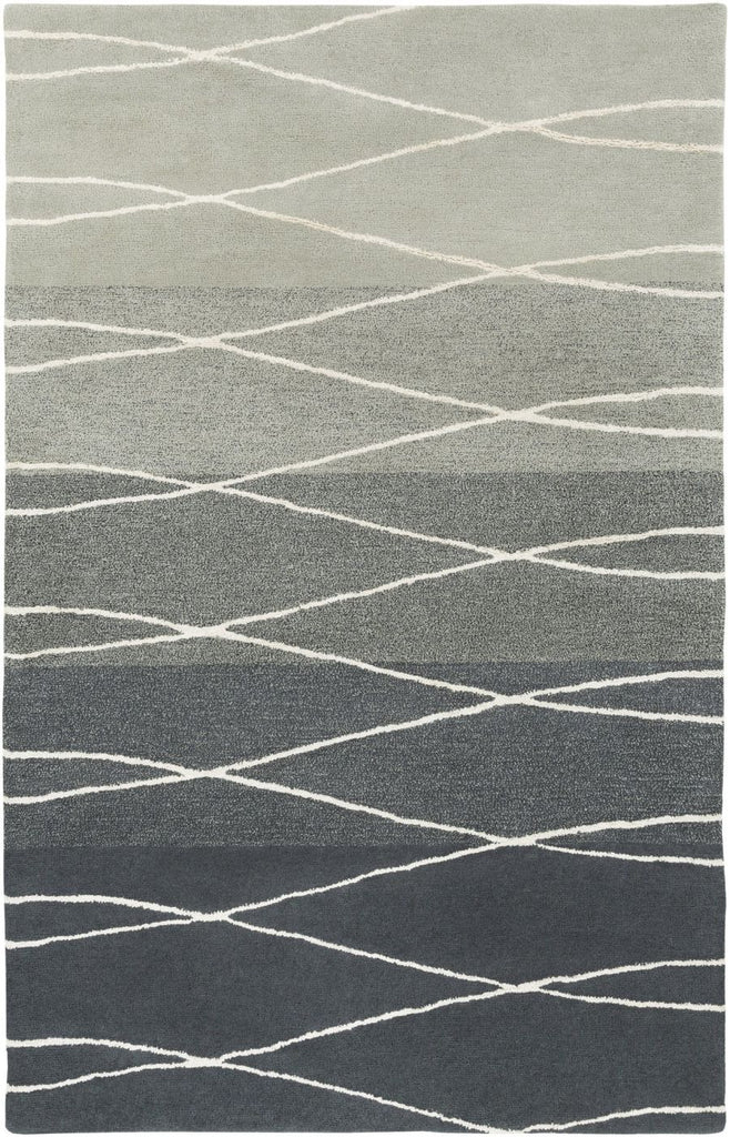 Manor Area Rug Gray