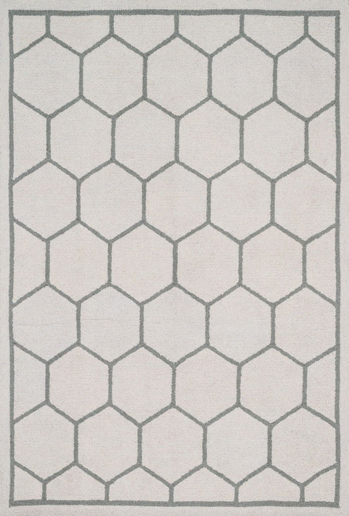 Loloi Stephanie Mist / Grey Area Rug
