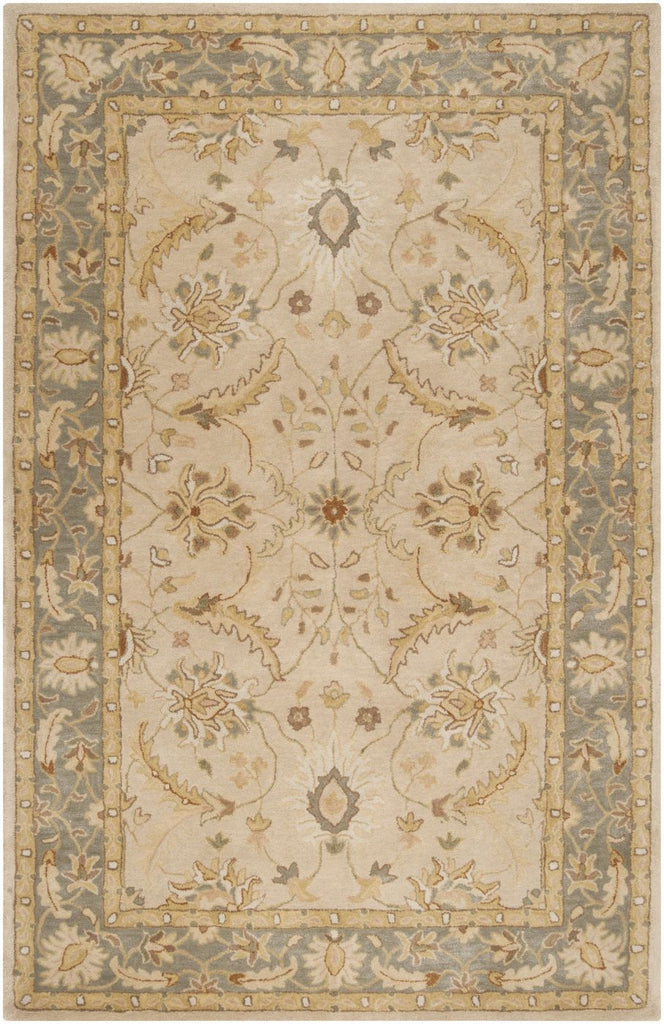 Clifton Classic Area Rug Neutral Gray