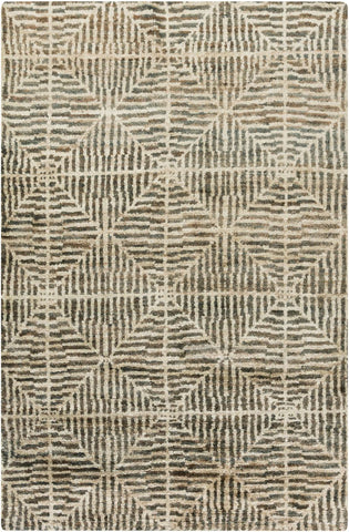 Black & Greys, Browns, Contemporary, Rugs, Tan & Neutrals - Surya BJR1007-3353 Bjorn Natural Fibers Area Rug Brown | 888473045410 | Only $333.60. Buy today at http://www.contemporaryfurniturewarehouse.com