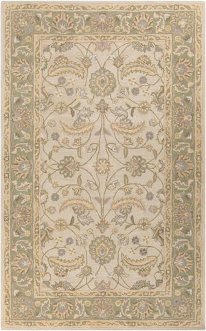 Caesar Classic Area Rug Neutral Green