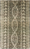 Bjorn Natural Fibers Area Rug Green