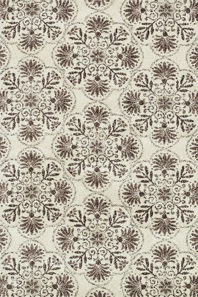 Loloi Avanti Brown / Grey Area Rug