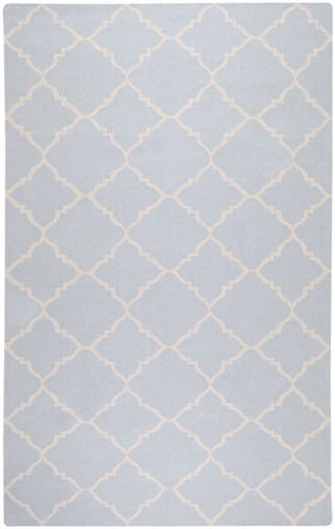 Frontier Geometric Area Rug Gray