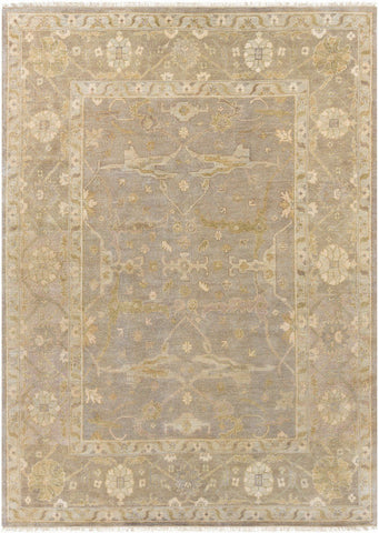 Ainsley Classic Area Rug Gray