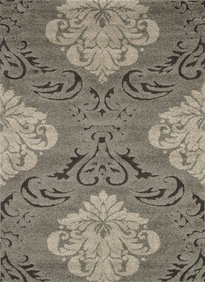 Black & Greys, Rugs, Shag, Tan & Neutrals, Transitional - Loloi Rugs ENCOEN-03SKBE2339 Loloi Enchant Smoke / Beige Area Rug | 841847099679 | Only $79.00. Buy today at http://www.contemporaryfurniturewarehouse.com