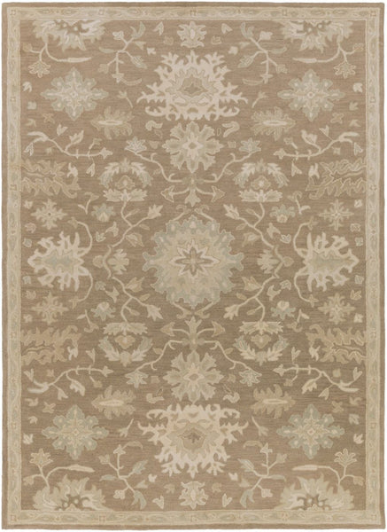 Black & Greys, Rugs, Tan & Neutrals, Traditional - Surya CAE1149-1014 Caesar Classic Area Rug Neutral | 888473066453 | Only $1688.40. Buy today at http://www.contemporaryfurniturewarehouse.com