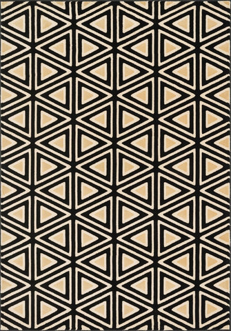 Loloi Goodwin Black / Beige Area Rug