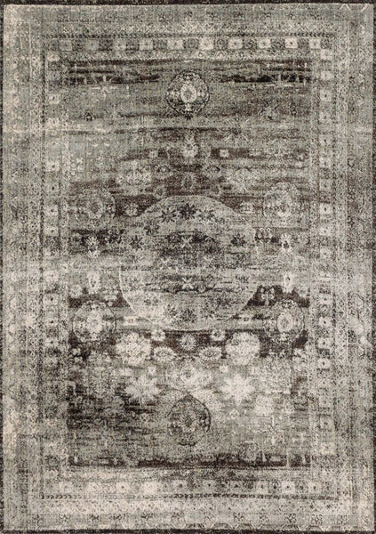 Loloi Rugs Loloi Anastasia Granite Area Rug ANASAF-03GN002740 | 885369251221| $139.00. Black & Greys, Rugs, Transitional - . Buy today at http://www.contemporaryfurniturewarehouse.com