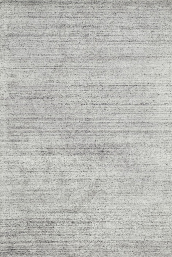 Black & Greys, Rugs, Transitional - Loloi Rugs BARKBK-01SI003656 Loloi Barkley Silver Area Rug | 885369197376 | Only $379.00. Buy today at http://www.contemporaryfurniturewarehouse.com