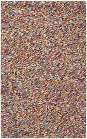 Confetti Shag Area Rug Multi-Color