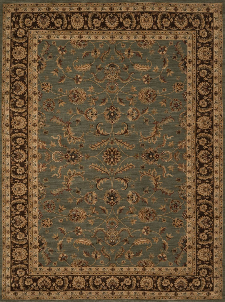 Loloi Stanley Blue / Brown Area Rug