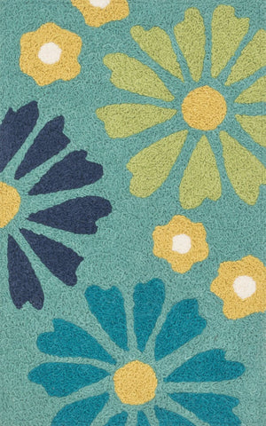 Loloi Angelou Green / Blue Area Rug