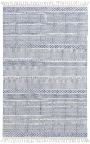 Idina Southwest Area Rug Blue