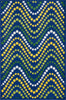 Loloi Gracie Blue / Multi Area Rug