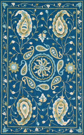Loloi Francesca Blue / Green Area Rug