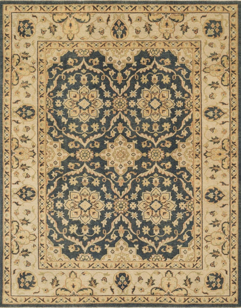 Loloi Vernon Estate Blue / Ivory Area Rug