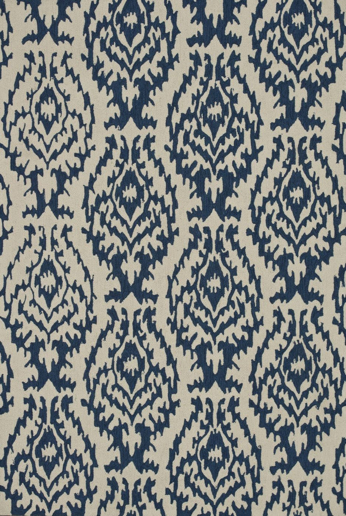 Loloi Summerton Ivory / Denim Area Rug