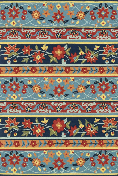 Loloi Francesca Blue / Multi Area Rug