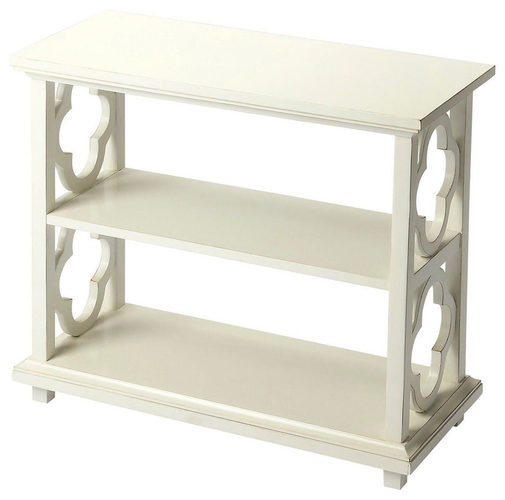 Bookcases - Butler Furniture BUT-9331222 Paloma Transitional Rectangular Bookcase White | 797379035794 | Only $489.00. Buy today at http://www.contemporaryfurniturewarehouse.com