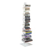 "Bookcases - Euro Style EURO-94200WHT-KIT Sapiens 60"" Bookcase Tower in White 