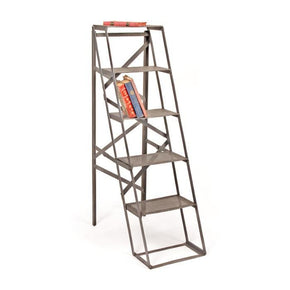 Factory Ladder Bookcase
