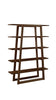 Currant Bookshelf Bamboo Black Walnut