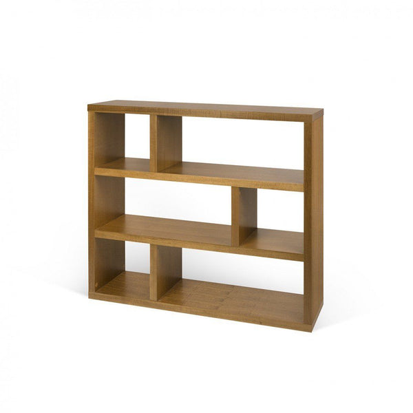 Bookcases - TemaHome 9003.315992 Dublin Low Mukali Bookcase | 5603449315992 | Only $324.00. Buy today at http://www.contemporaryfurniturewarehouse.com