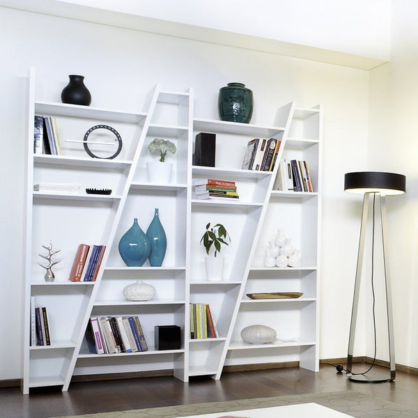 Delta Composition New 2010-004 Pure White Bookcase