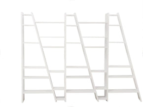 Delta Composition New 2010-005 Pure White Bookcase