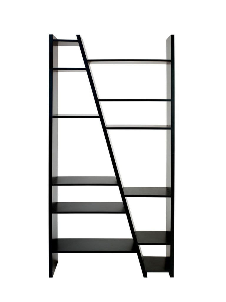 Delta Composition New 2010-002 Pure Black Bookcase