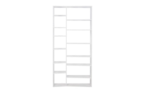 Valsa Composition 2012-001 Bookcase Pure White